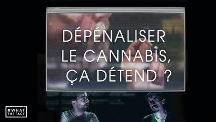 Dépénaliser le cannabis, ça détend ?