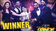 So You Think You Can Dance WINNER : Alisha Behura Winner Of First Season