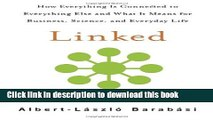 [Download] Linked: How Everything Is Connected to Everything Else and What It Means for Business,