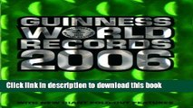 [PDF] Guinness World Records 2006 Download Online