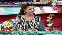 I Won't interview Imran Khan - Ary's Neelum Yousaf