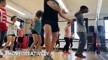 Marilyn Monroe - Pharrell Williams @ BMDS - Choreography Recap! 7 19 14