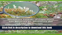 [PDF] Miniature Forests of Cape Horn: Ecotourism with a Hand Lens Download Full Ebook