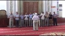 Çanakkale Çan'da Darbe Girişiminde Ölenler İçin Mevlit ve Gıyabi Cenaze Namazı