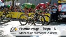 Flamme rouge - Étape 16 (Moirans-en-Montagne / Berne) - Tour de France 2016
