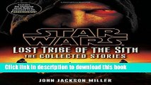 Read Star Wars: Lost Tribe of the Sith - The Collected Stories (Star Wars: Lost Tribe of the Sith