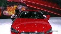 Vidéo en direct du Salon de Genève 2013 : Audi S3 Sportback