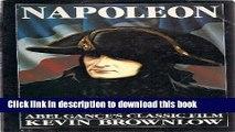 Download Napoleon: Abel Gance s Classic Film  Ebook Online