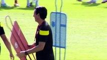 Erfolgscoach Unai Emery folgt auf Laurent Blanc Paris Saint Germain Ligue 1
