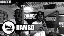 Hamso - CLB (Live des studios de Generations)