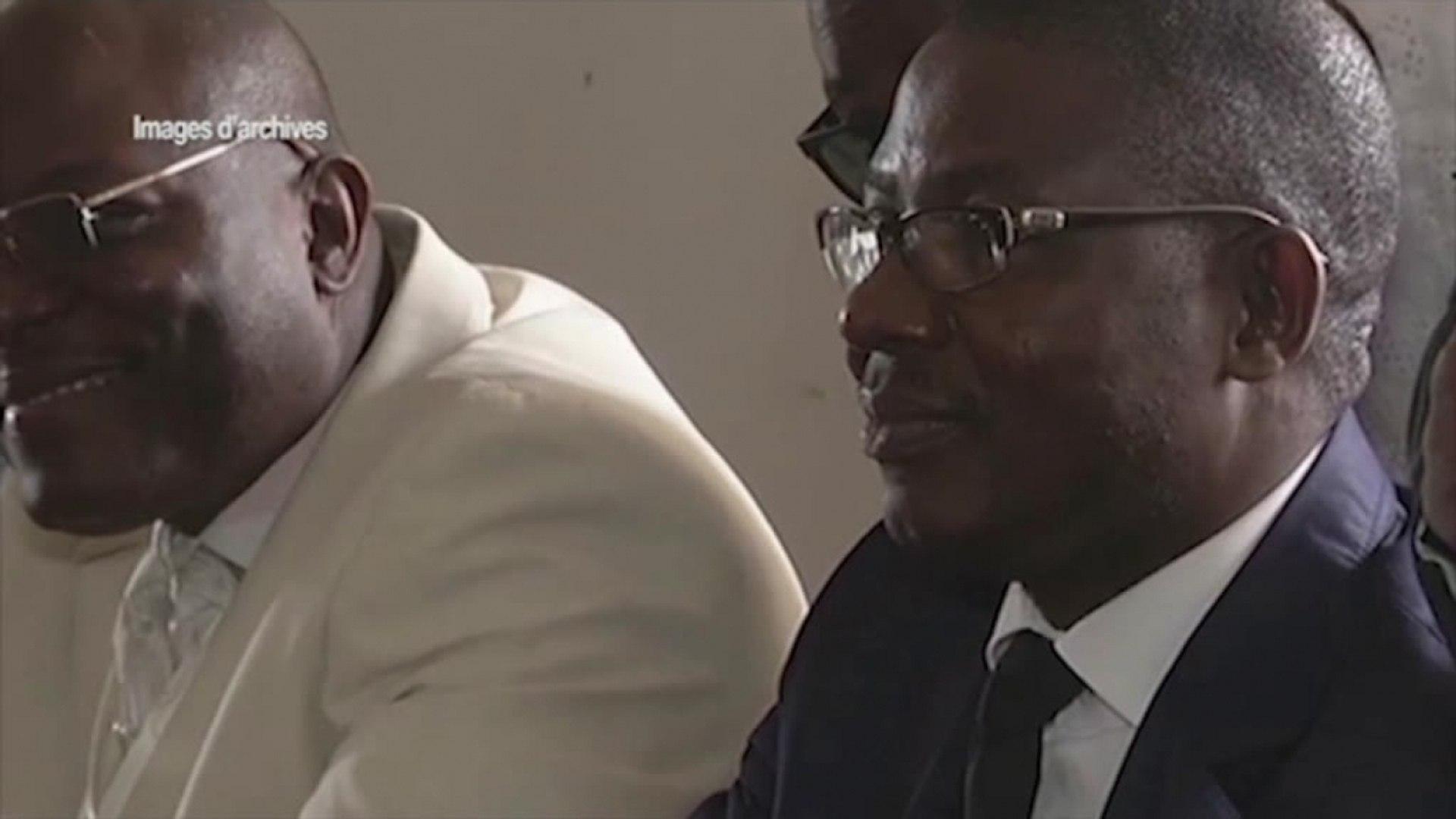Bénin, Mandat d'arrêt contre le président de la FBF