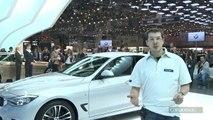 Genève 2013 - BMW Série 3 GT : la Série 3 des (vraies) familles