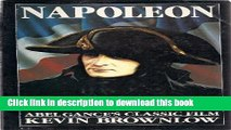 Download Napoleon: Abel Gance s Classic Film  Ebook Free