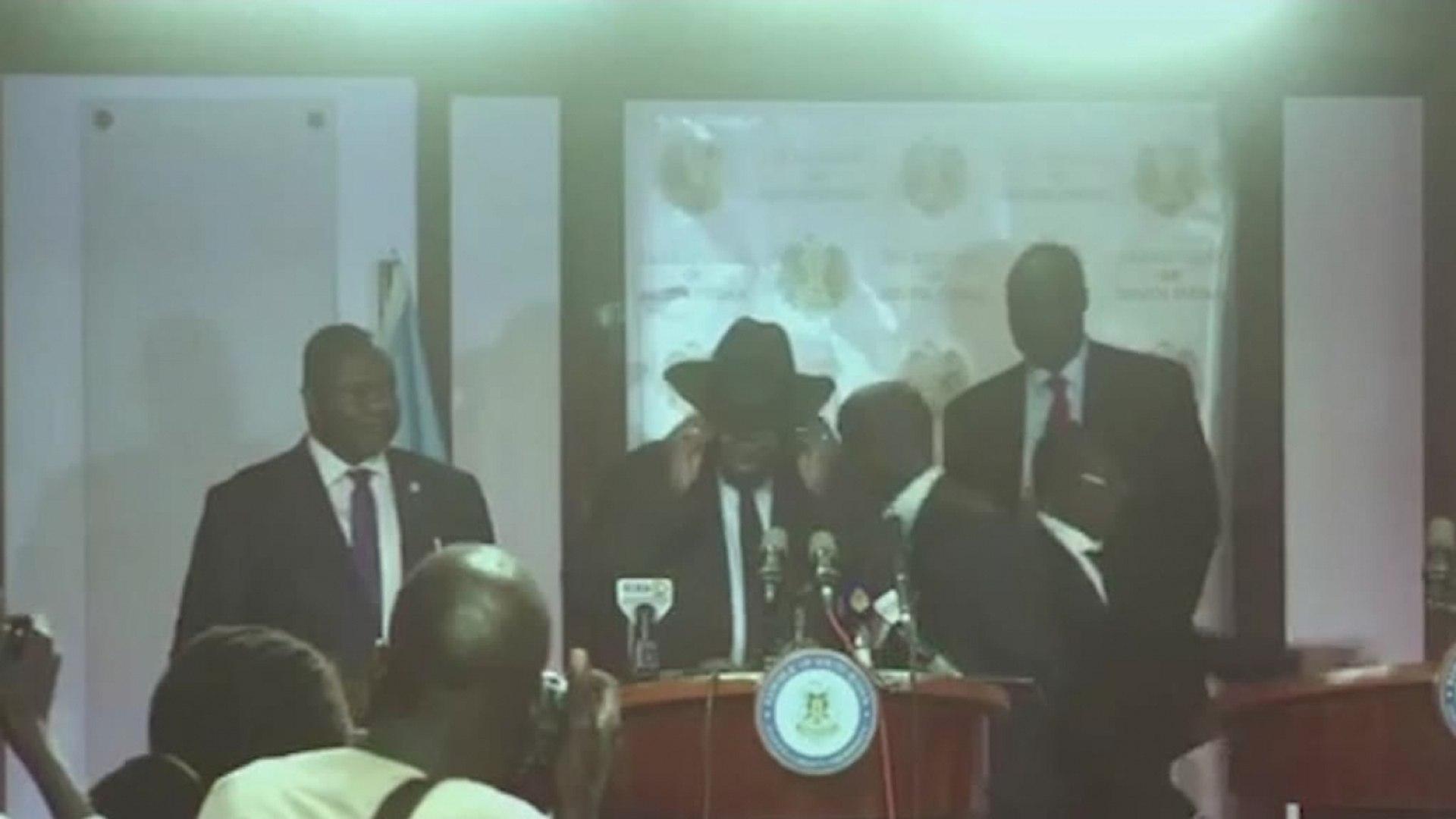 Sud soudan, Cinquième anniversaire de l'indépendance