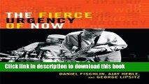 Read The Fierce Urgency of Now: Improvisation, Rights, and the Ethics of Cocreation