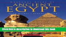 Read Books Cultural Atlas of Ancient Egypt, Revised Edition (Cultural Atlas Series) ebook textbooks