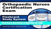 Read Book Orthopaedic Nurses Certification Exam Flashcard Study System: ONC Test Practice