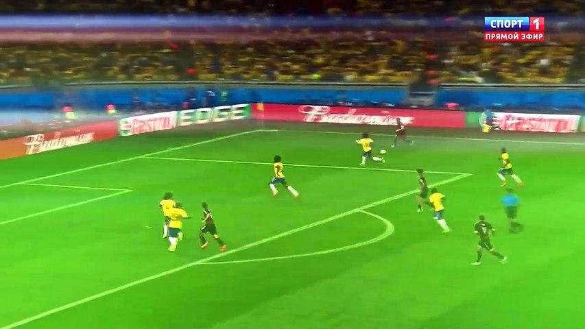 toni kroos long shot vs brazil