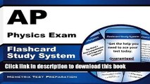 Read Book AP Physics Exam Flashcard Study System: AP Test Practice Questions   Review for the