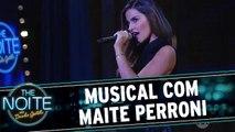 Musical com Maite Perroni