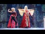 Sasha Banks & Becky Lynch vs. Charlotte & Dana Brooke | WWE RAW 18/07/2016 | WWE SmackDown 18/07/2016