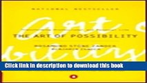 Read The Art of Possibility: Transforming Professional and Personal Life Ebook Free