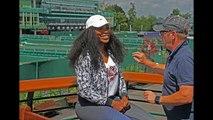 Wimbledon, Serena Williams, Venus Williams, Donna Vekić