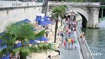 Et si vous faisiez un tour à Paris plages ?