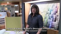 Terry Chabot-How Babels Helps for paint color Choosing