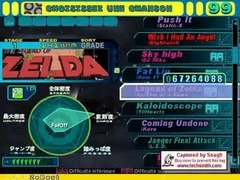 STEPMANIA Legend of Zelda AA AA AA AA AA A