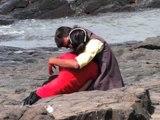 Hot Couples on Clifton Beach Karachi