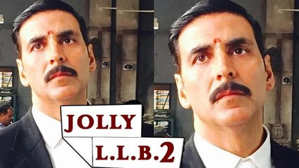 Jolly LLB 2 | Akshay Kumar's FIRST LOOK Out