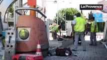 """Tunnel Prado Carénage : """"Les travaux seront terminés avant la rentrée"""""""