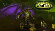 World of Warcraft Legion - Official Pre-Expansion Patch Survival Guide