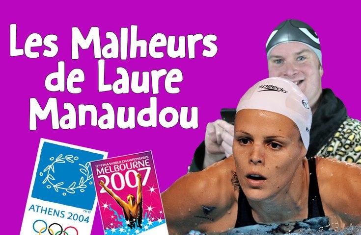 Laure Manaudou et ses Malheurs - Salut les Baigneurs #16