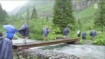 Les jeunes au sommet 2016 : Passer les vacances en montagne