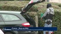 Des explosifs retrouvés au domicile d'un homme fiché S à Sucy-en-Brie