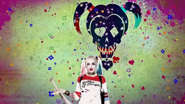 Suicide Squad - Harley Quinn HD