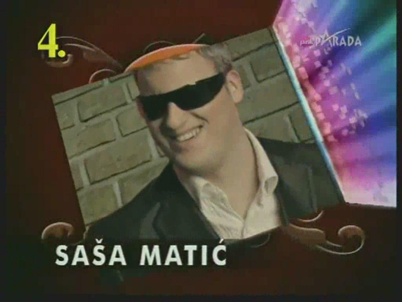 Sasa Matic - Reklama za novi album (Grand 2008)
