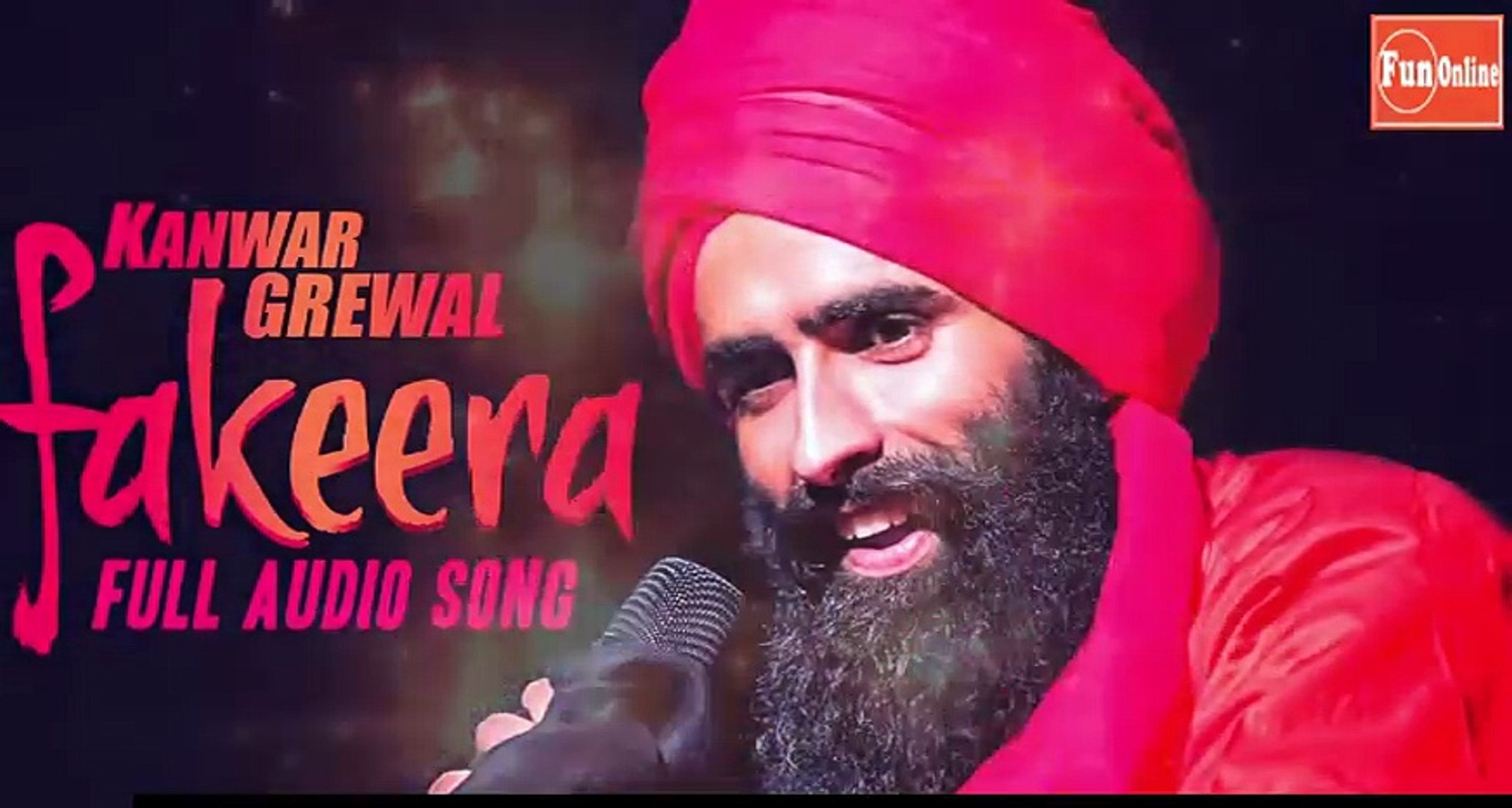 Fakeera ( Full Audio Song ) | Kanwar Grewal | Punjabi Song  CollectionFun-online