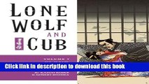 Read Lone Wolf and Cub Volume 7: Cloud Dragon, Wind Tiger (Lone Wolf and Cub (Dark Horse))  Ebook