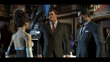 Batman : The Telltale Games Series : Premier trailer