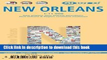Download Laminated New Orleans Map by Borch (English Edition)  Ebook Free