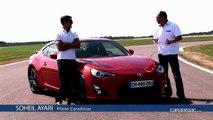 Les essais vidéos de Soheil Ayari : Toyota GT86