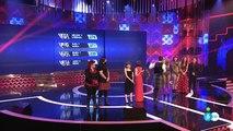 "Gala Final 8ª Gala de ""Levántate All Stars"" – La puntuacion de Angy e Irene"