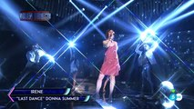 "Gala Final 8ª Gala de ""Levántate All Stars"" - Irene interpreta ""Last Dance"" de  Donna Summer"
