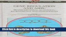 [PDF] Gene Regulation And AIDS: Transcriptional Activation, Retroviruses, and Pathogenesis Read