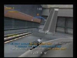 Speedrun Tony Hawk 3