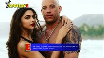 Vin Diesel, Deepika Padukone SIZZLE in the xXx - Return of Xander Cage teaser trailer