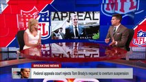 What's next for New England Patriots with Tom Brady's appeal denied New England Patriots NFL